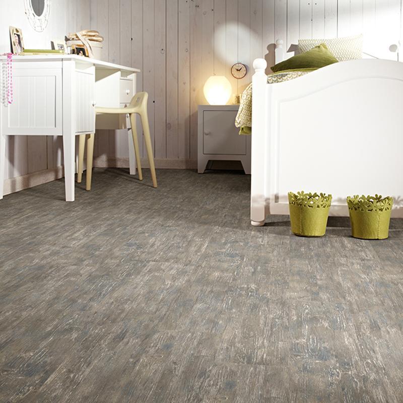 Click Wood Flooring Installation: IVC Moduleo Vision Click LVT Vinyl Plank Flooring