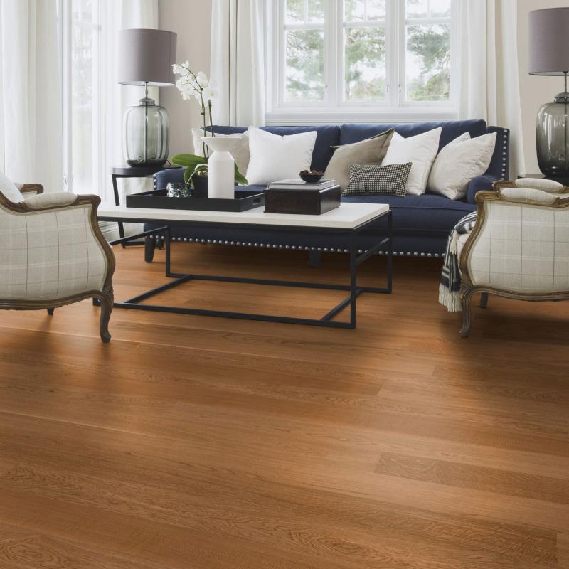 Captivating Boen Oak American Hardwood Flooring