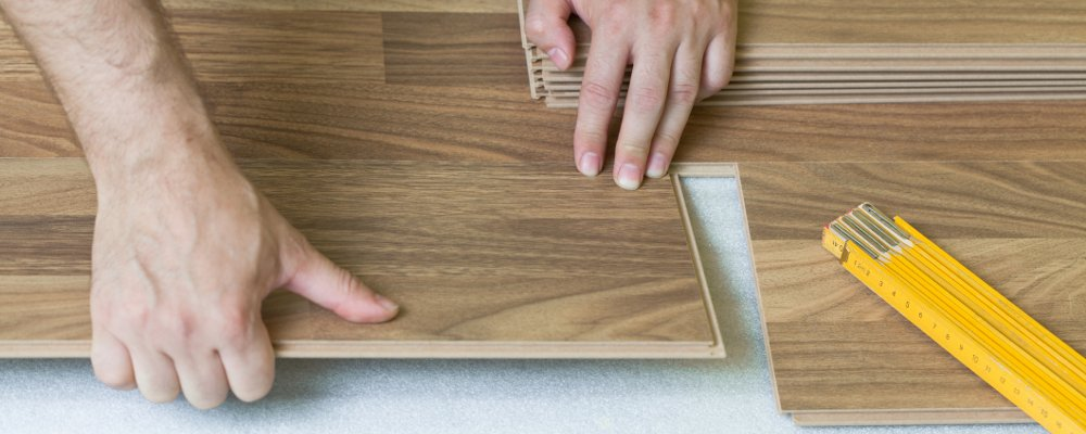 Laminate Flooring Benefits benefits of glueless floating floors | onflooring