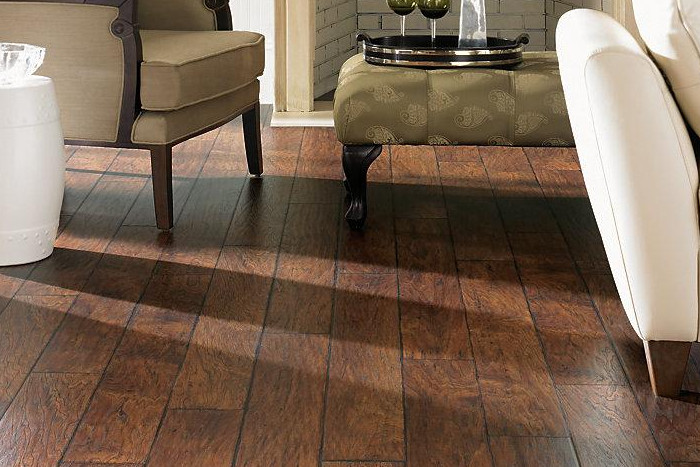 most realistic laminate flooring designs