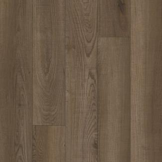 Mohawk Solidtech Perfect Manner Cola Nut Sample Onflooring