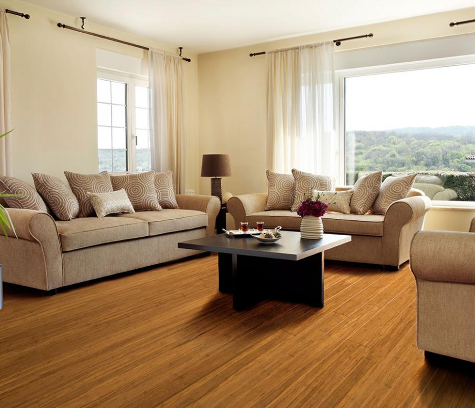 boen home plank maple canadian jazz - Bamboo Flooring Reviews