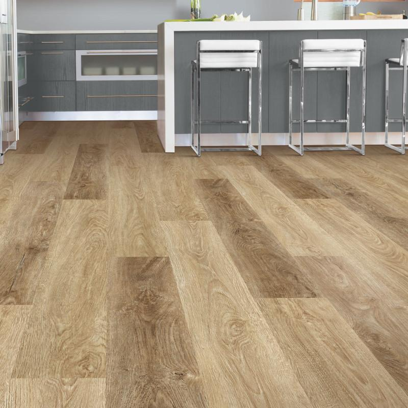 Mohawk vinyl plank flooring reviews brew home for Mohawk vinyl flooring