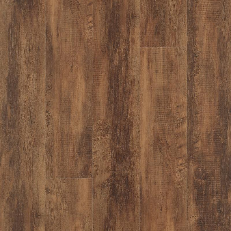 Mohawk solidtech grandwood brown sugar onflooring for Mohawk vinyl flooring