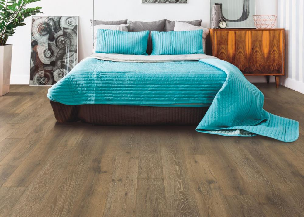 Mohawk Wooded Escape Rustic Brown Onflooring