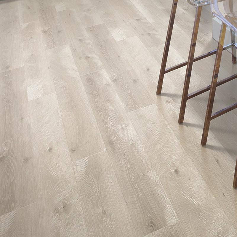 Combine All Of This With Sophisticated Colors Featuring Gray And Beige  Tones For A Stunning Looking Laminate Floor!