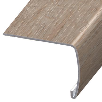 Moduleo VersaEdge Stair Nose 94 INCH Scarlet Oak 50230 2574 2613