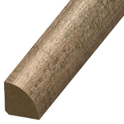 Moduleo quarter round 94 inch belgian cotton wood 60090 for Hardwood floors quarter round