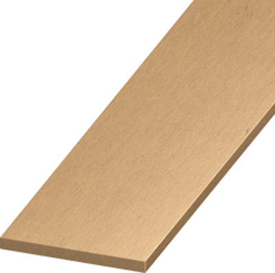 Superb Mohawk LVT Stair Nose Shim 78.75 INCH